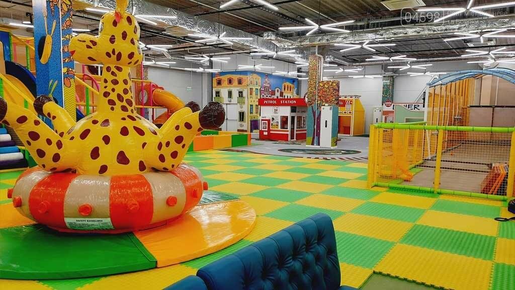 """Сучасний парк атракціонів і розваг Super Park """"V"""" радо приймає гостей , фото-1"""