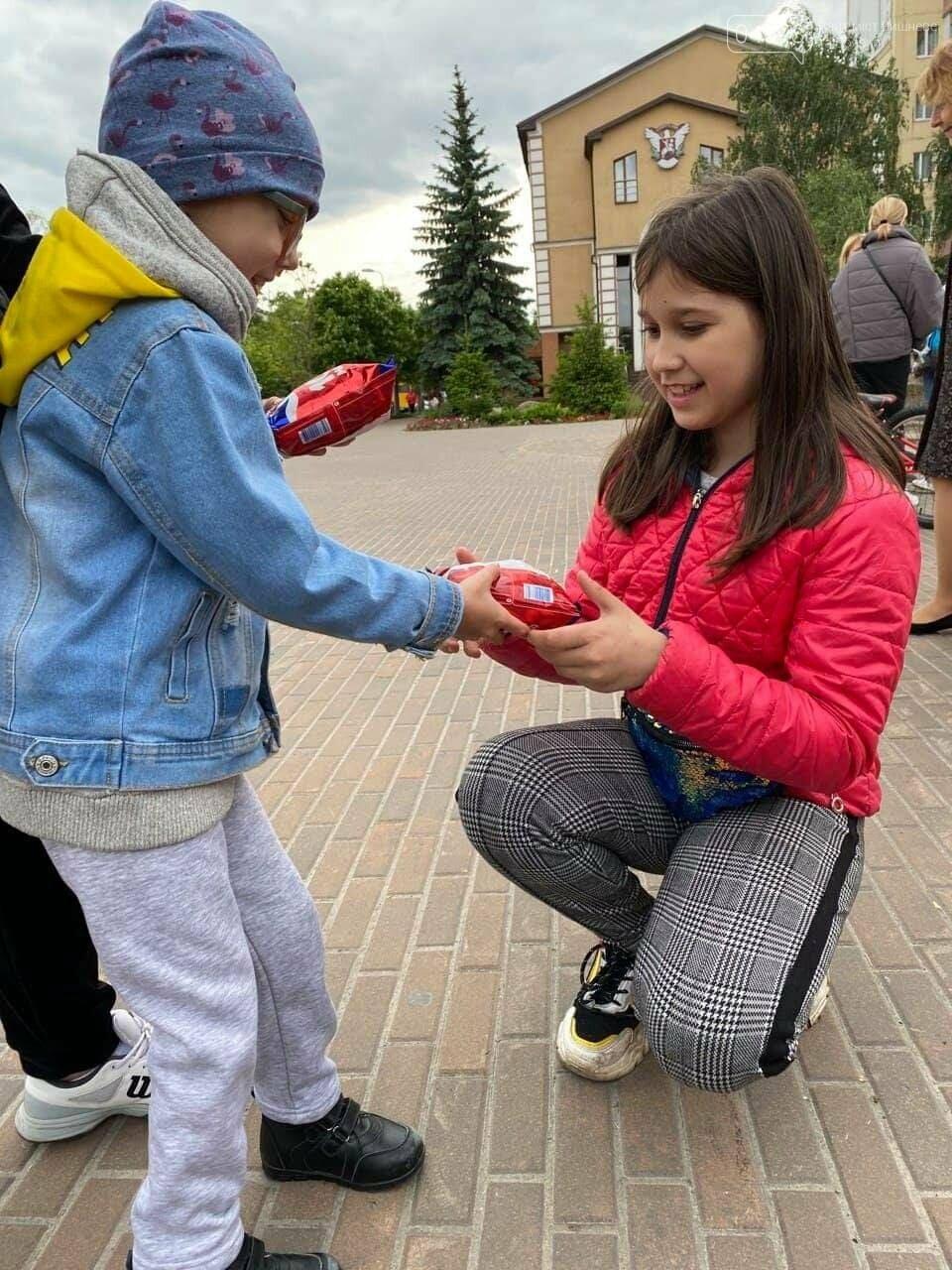 Фотозвіт: як у Вишневому День Захисту дітей святкували, фото-15
