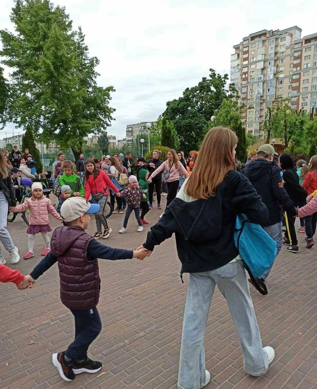 Фотозвіт: як у Вишневому День Захисту дітей святкували, фото-3