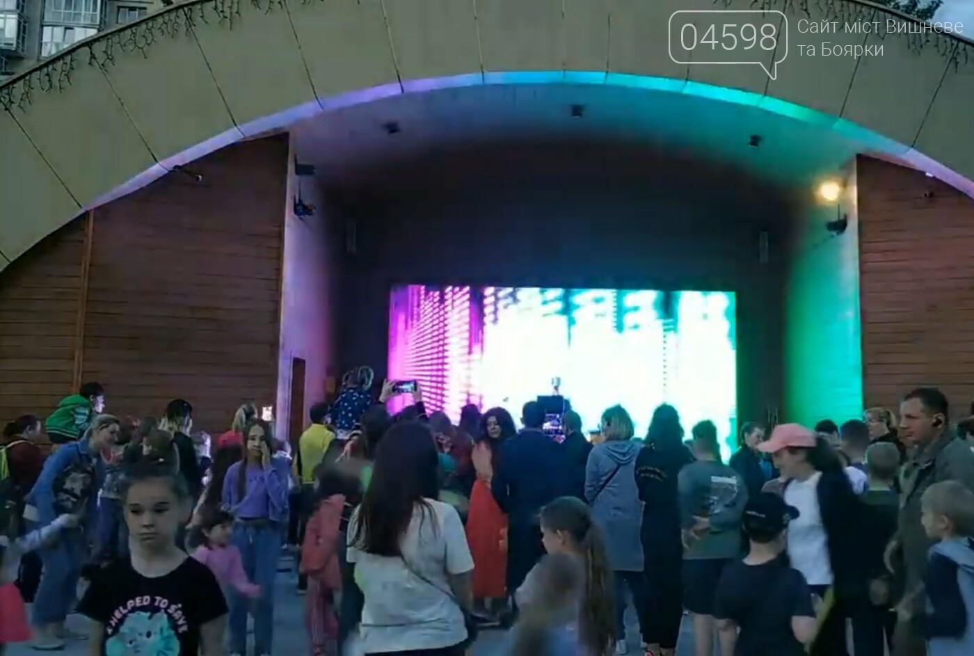 Грандіозне свято у Вишневому: відео з місця подій, фото-5