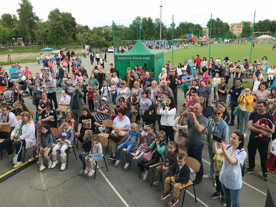 Фотозвіт: як у Боярці пройшло святкування Дня Захисту Дітей, фото-1