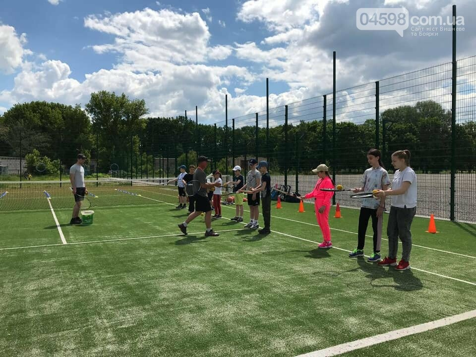 У Боярці на міському стадіоні відкрили нову спортивну локацію, фото-4