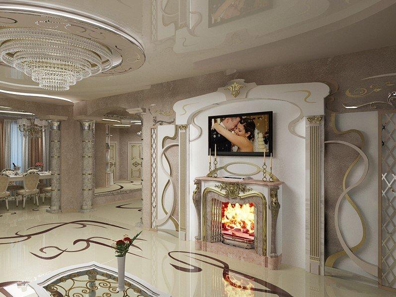Сучасний дизайн інтер'єру від студії Романа Москаленко , фото-1