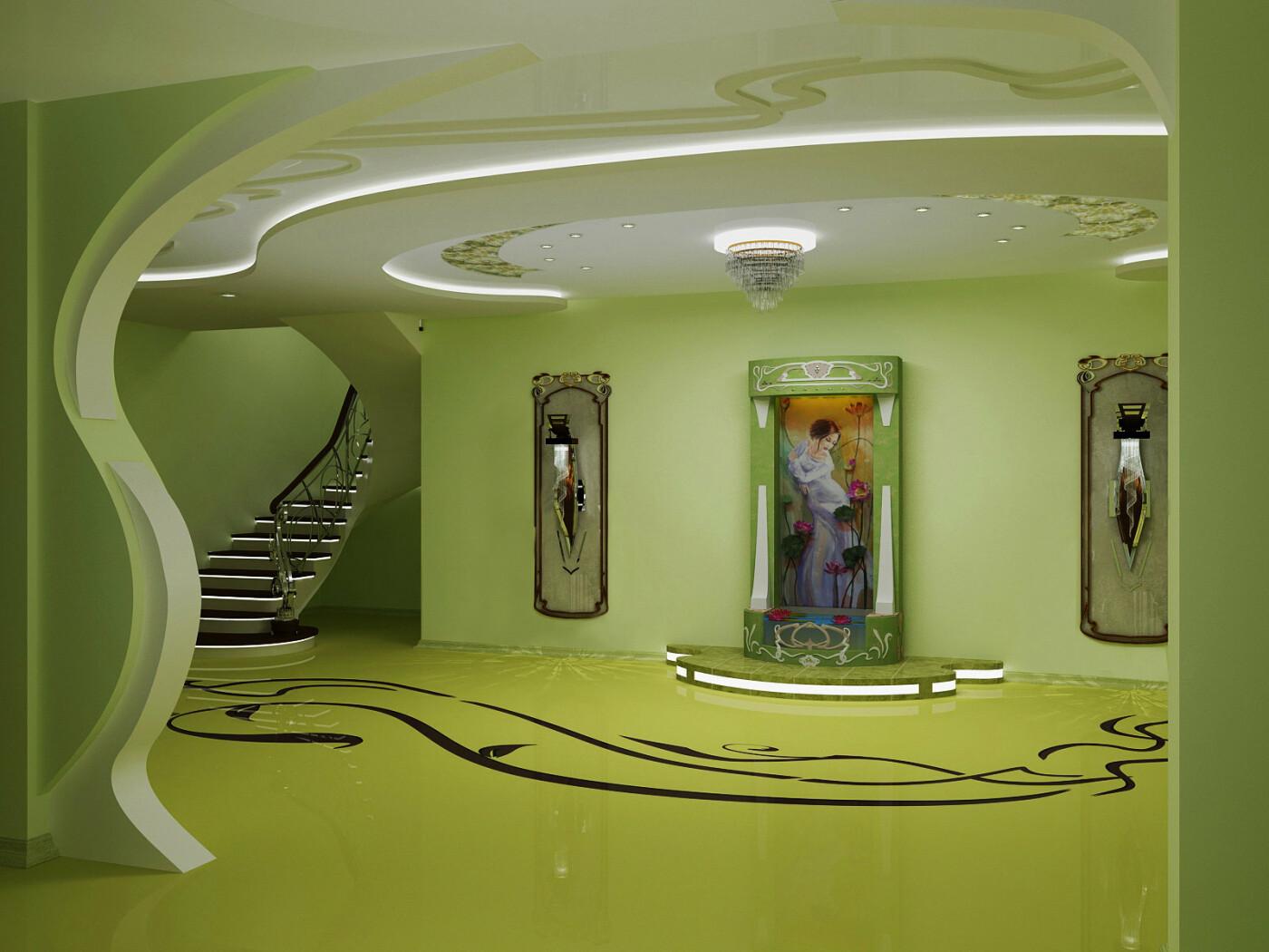 Дизайн интерьера в Черновцах, Дизайн-студия Романа Москаленко