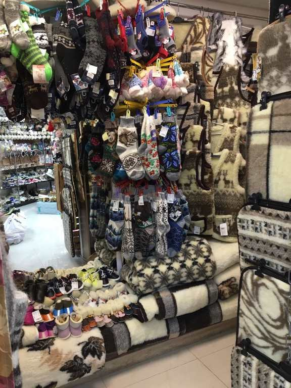 Колоритна крамничка «Скарбниця Карпат» — частинка Карпат у Києві, фото-31